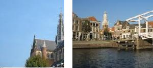 Runner-koerier-thuis-in Haarlem-